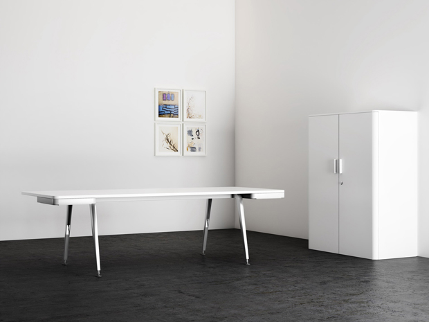 Mesa direccional XF para tu Oficina Simple elegante y