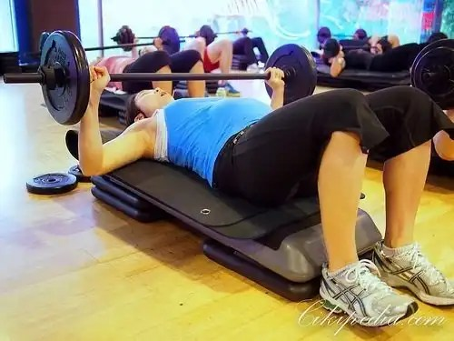 Your Exercise program