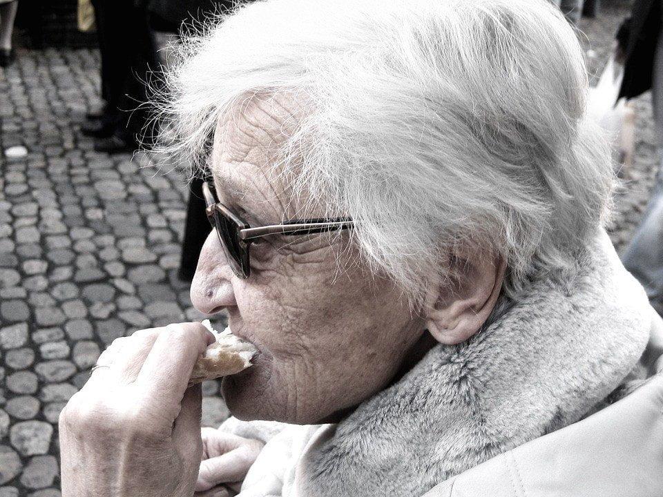 Old age Diet