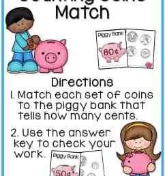 How to Absolutely Love Teaching Money - Sum Math Fun [ 1027 x 797 Pixel ]