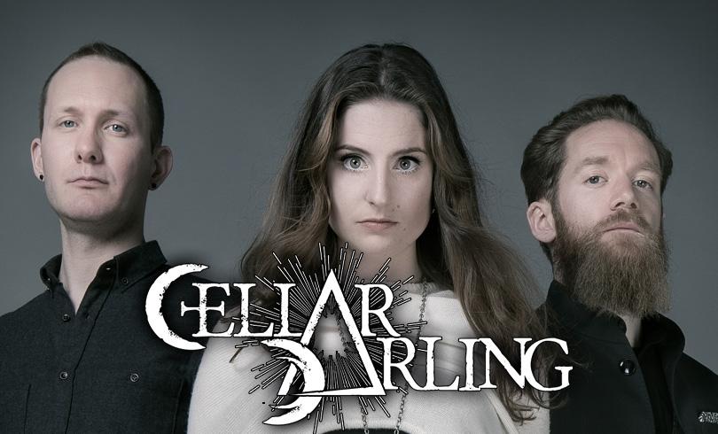 CELLAR DARLING民謠金屬樂團釋出新音樂影片Death