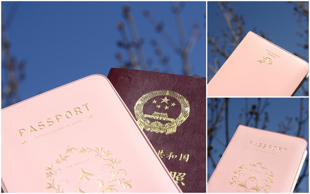 Alice's Wonderland is my home… look at my passport!