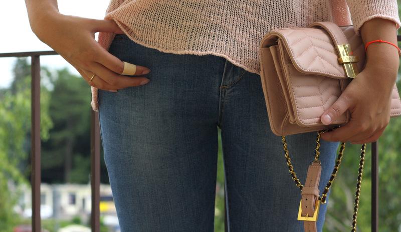 Rosé. Blue Jeans. Angel Jackson.