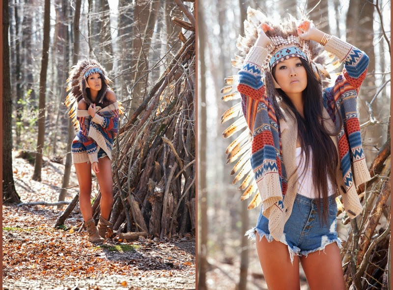 Pocahontas – Die verspielte. Die, die alles durcheinander bringt.