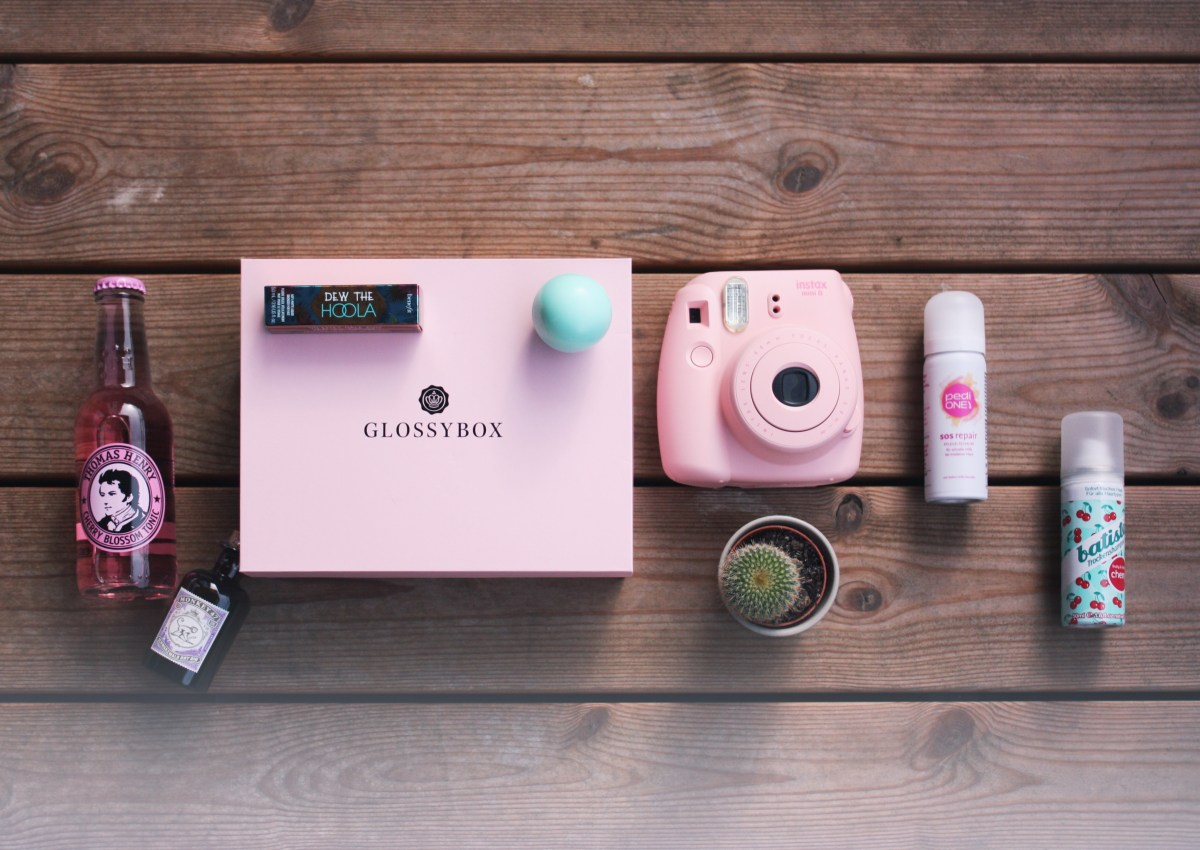 Glossybox: Love, Peace & Beauty Edition