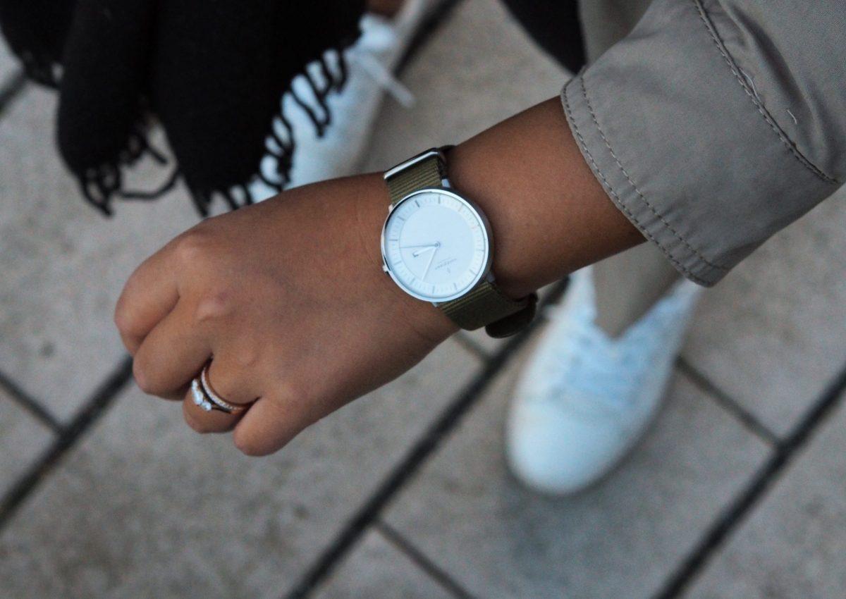 Werbung| Schlicht, ästhetisch, nachhaltig – Uhren von Nordstrom (Link zu den Blackfriday Deals)