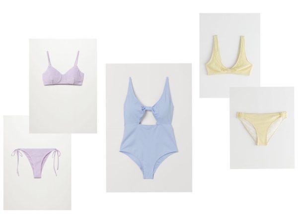 Die schönsten Bikinis & Badeanzüge der Sommer Saison 2021