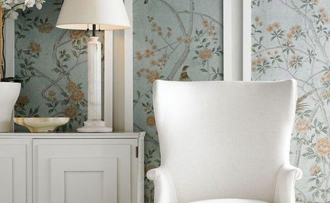 Framed Wallpaper Panels Summer Adams