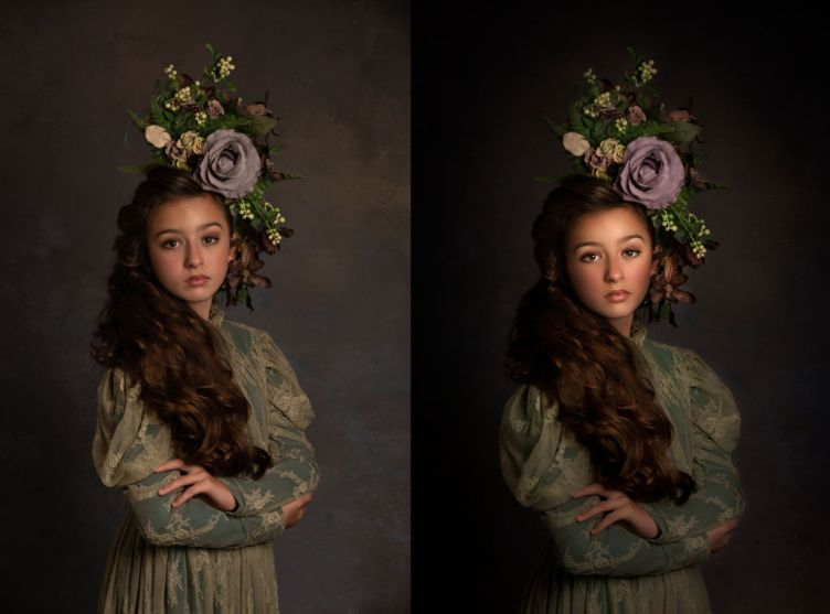 The Secret of the Painterly Edit - Summerana - Photoshop Actions ...