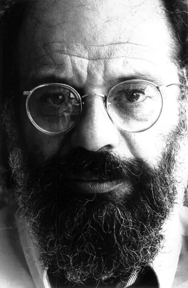 Thank you, Allen Ginsberg