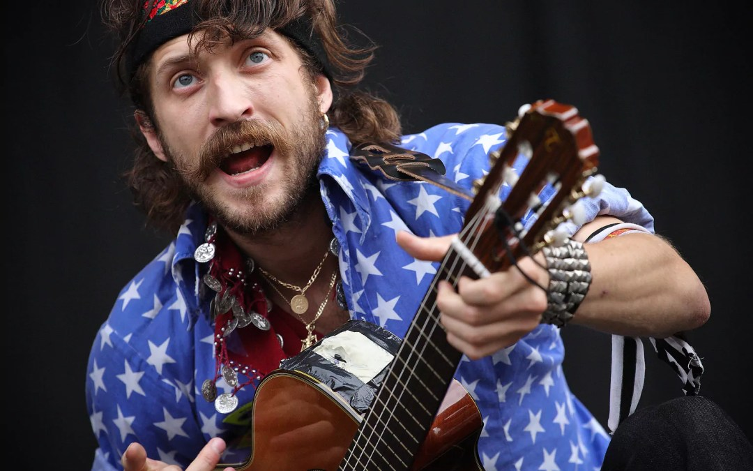 Gogol Bordello!