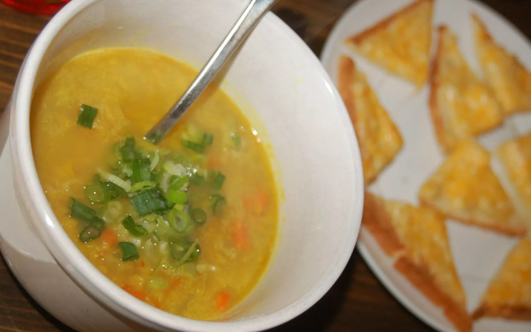 Spicy Dal Soup