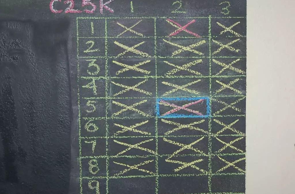 W8D3 C25K