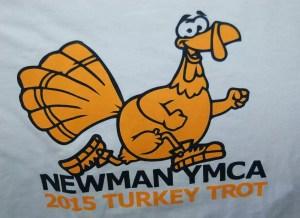 Second Official 5K – Newman YMCA Turkey Run 2015