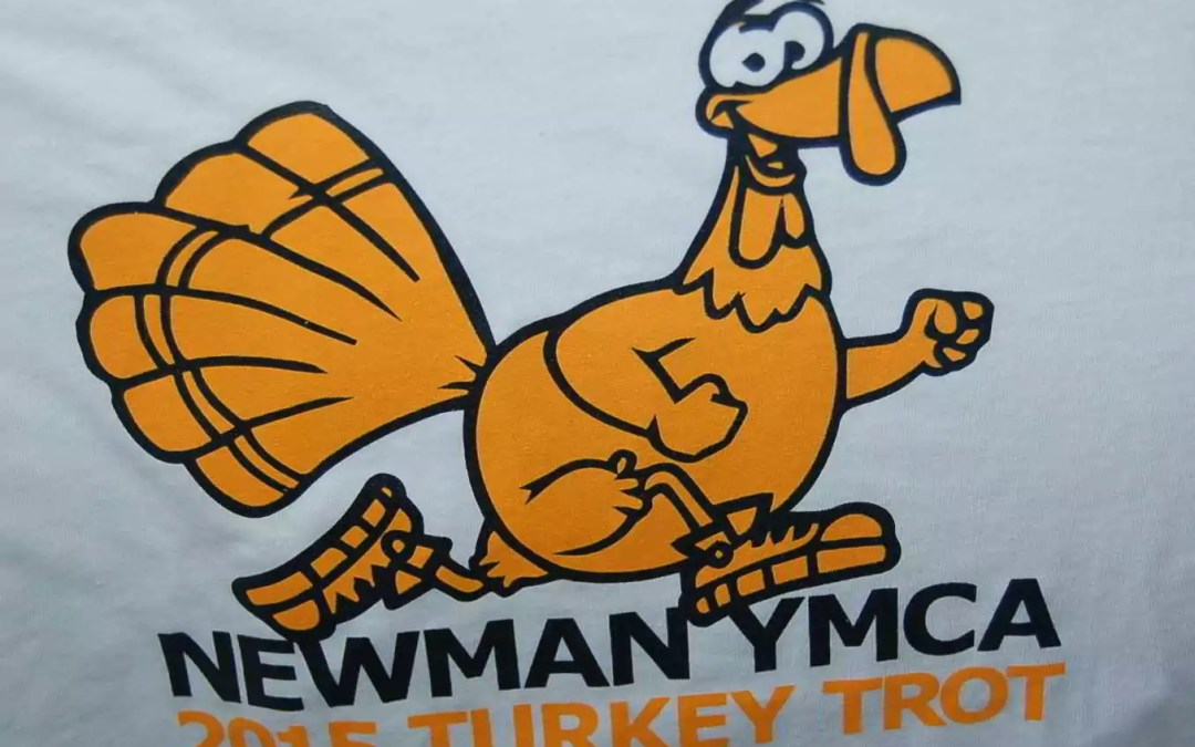 Second Official 5K – Newman YMCA Turkey Run 2015