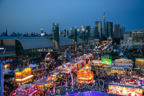 Canadian National Exhibition CNE  Aug 16Sept 2 2019