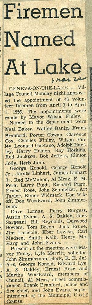 firemen 1955