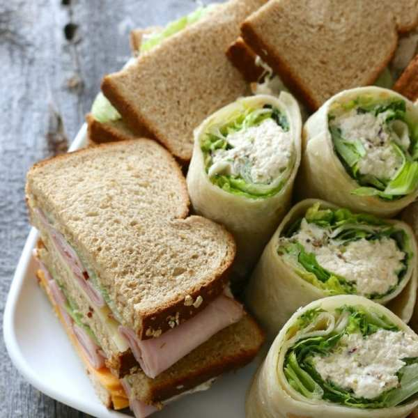 catering, sandwiches, wraps, platter, office catering, house made, lunch
