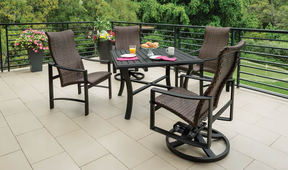 when to replace your patio chairs