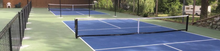 Summerland Pickleball Courts