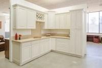 Charleston White Kitchen Cabinets | Summit Cabinets
