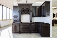 Make Your Kitchen Divine With Mitered Charcoal Kitchen ...