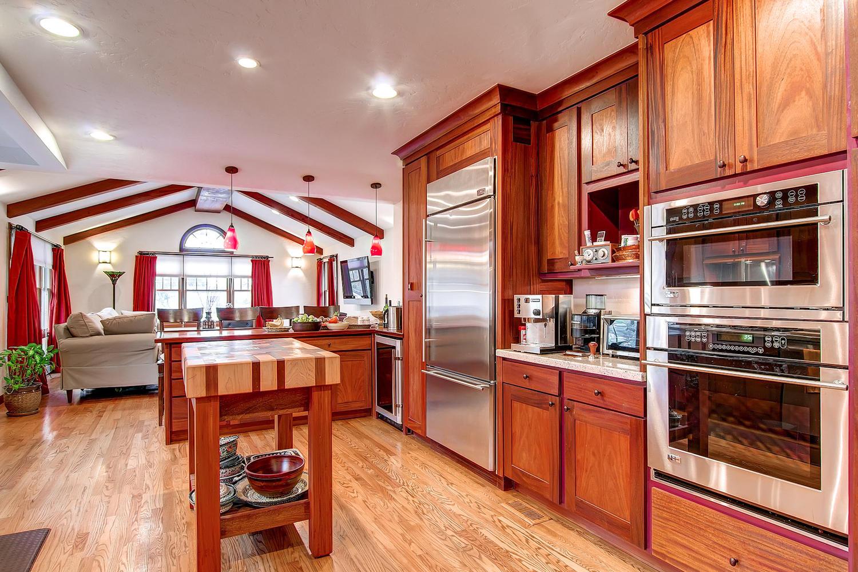 Denver House Renovations Kitchen Basement Bathroom Summit