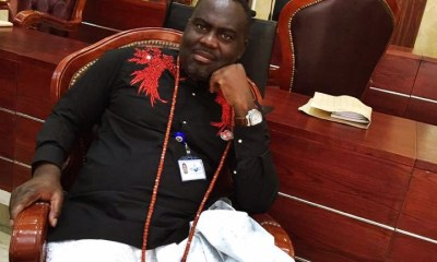 Hon Daniel Mayuku, Member Representing Warri South West Constituency in the Delta State House of Assembly
