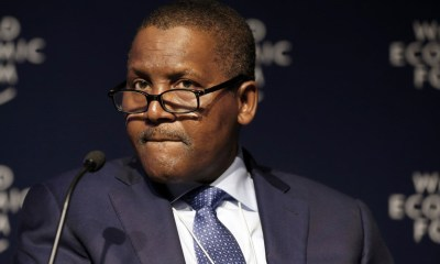 President/Chief Executive of Dangote Group, Aliko Dangote