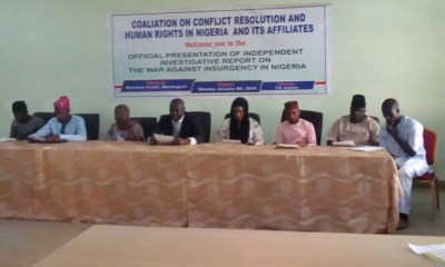 Coalition on Conflict Resolution and Human Rights in Nigeria