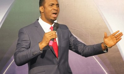 Pastor Chris Okafor, Founder of Liberation City