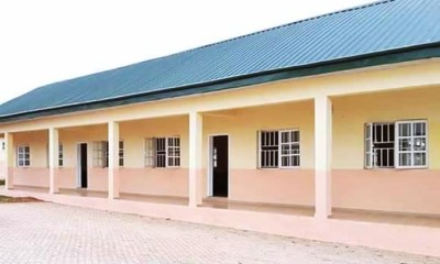 Typical School Structure in Delta State