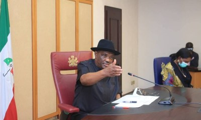 Rivers State Governor, Nyesom Ezenwo Wike