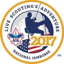 2017 BSA Jamboree logo