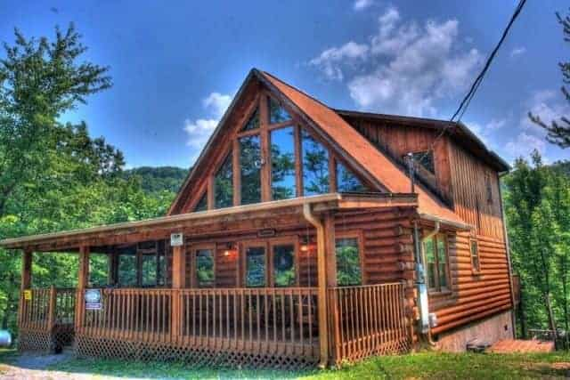 Bearadise pigeon forge cabin rentals 800 547 0948 free - 3 bedroom cabins in gatlinburg tn cheap ...