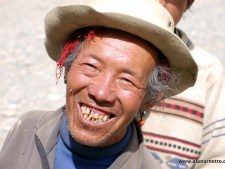 Yak Herder at Shishapangma