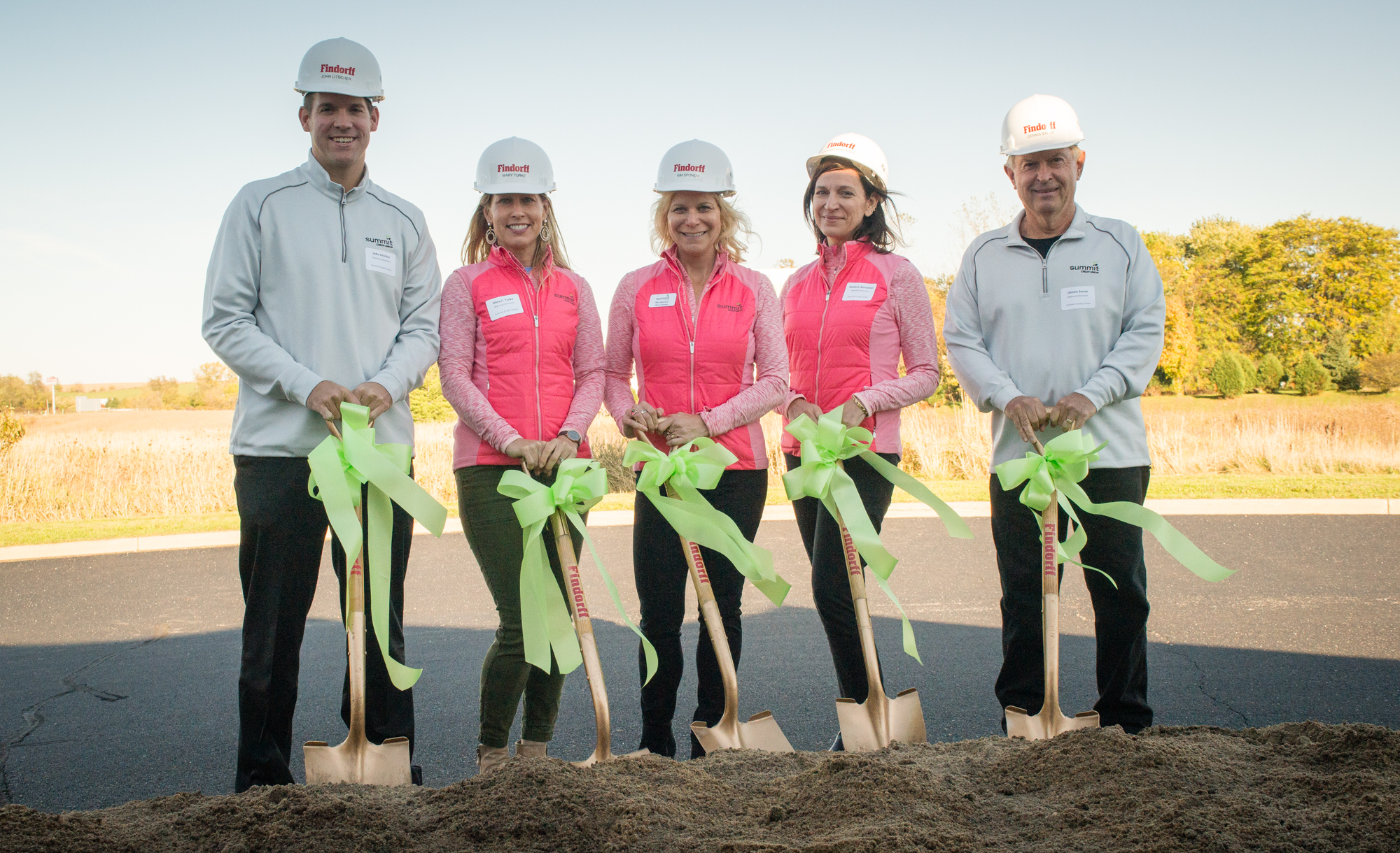 Summit Credit Union Breaks Ground On Dynamic Headquarters In Cottage Grove
