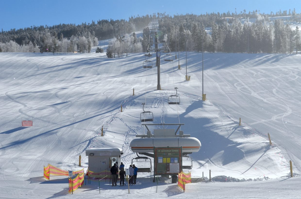 ski chair lift malfunction living room ideas granby ranch replacing part that likely led to fatal