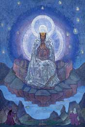 Mother of the World, Roerich