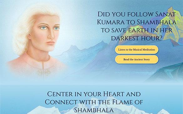 The Story of Sanat Kumara
