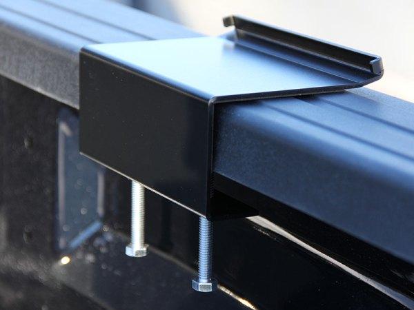 cm fs full size pickup bracket system dodge ram - CS-FS-XW – Open Bed Rail Bracket System