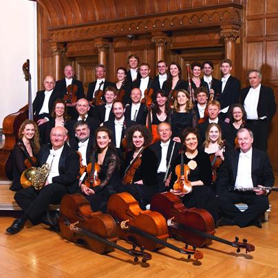English Chamber Orchestra  Summit Records