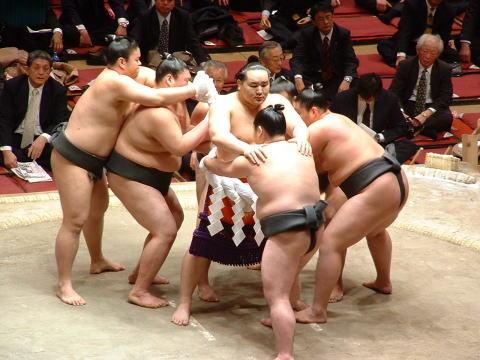 Vestizione di Asashoryu
