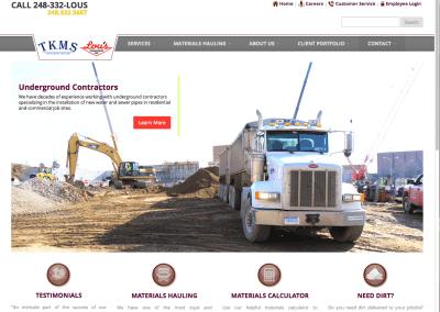 TKMS / Lou's Trucking