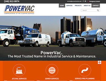 Powervac Jet Vac Cleaning Services