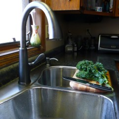 Slate Kitchen Faucet Teal Appliances Product Review Pfister Pasadena Sumptuous Spoonfuls Pulldown