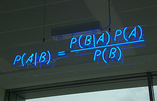 Bayes theorem in neon