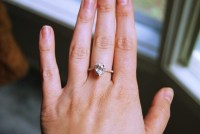 Pear shaped rose gold engagement rings - 35% OFF Sumuduni ...
