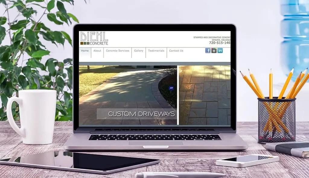 Diehl Custom Concrete