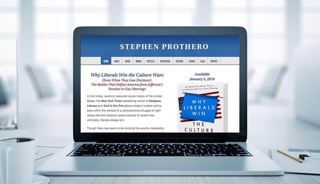 Stephen Prothero